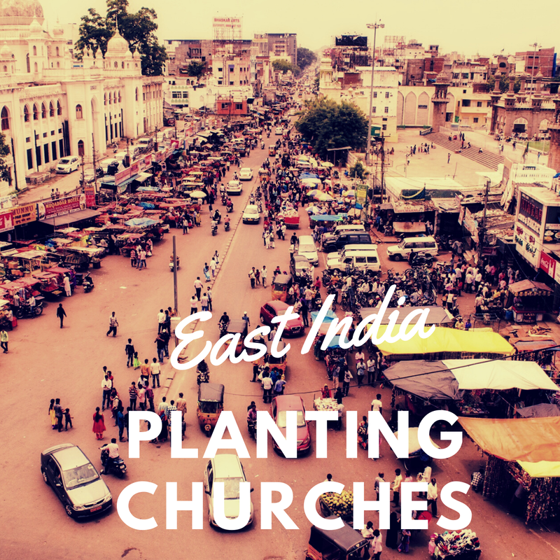 GENEROSITY PLANTS EAST INDIA CHURCHES